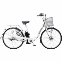 KAIHOU 26インチ 電動アシスト自転車 3段変速 KH-DCY01 WH KH-DCY01-3-WH