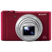 【送料無料】SONY デジタルカメラ Cyber-shot レッド DSC-WX500 R [DSCWX500R]【1201_flash】【10P03Dec16】