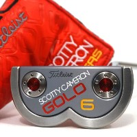 Scotty Cameron Limited Edition GoLo 6 (FIRSTRUN 1/500)【ゴルフ ゴルフクラブ>パター】