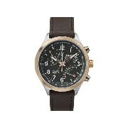 TIMEX(タイメックス) Intelligent Quartz Fly−back Chrono Stainless Steel Finish TW2P73400