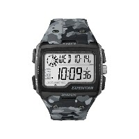 TIMEX(タイメックス) Expedition(R) Grid Shock Gray resin case TW4B03000