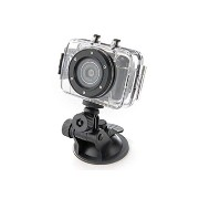【並行輸入品】Gear-Pro High-Definition Sport ActionCam, 720p Wide-Angle Camcorder with 2.0 Touch Screen, All Mounting Gear