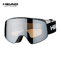 HEAD〔ヘッド スキーゴーグル〕<2016>HORIZON RACE〔BLACK+SPARELENS〕〔z〕