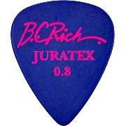 B.C.Rich ピック TEARDROP 0.8mm JST-08/BL