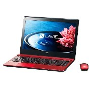PC-SN202HSA5-3 [LAVIE Smart NS(S)(Core i3/4G/500G/DSM/15.6/BTマウス/Win8.1UP/Office/RD)]
