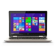 "《英語版PC/English OS》Toshiba 2-in-1 Satellite Radius 11 L15W-B1302 Laptop(Windows 8.1/11.6"" widescreen/HD TruBrite LED Backlit Touchscreen display..."