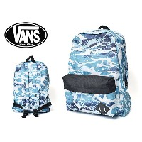 VANS SPRING'16バンズ【VN-0ONIJ0W】OLD SKOOL 2 BACKPACKバックパック