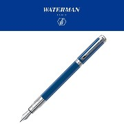 【WATERMAN】ウォーターマン PERSPECTIVE パースペクティブ 万年筆 ブルーCT S1904576/S1904577 WM-PERSPEC-FP-BLCT (ギフト/プレ...