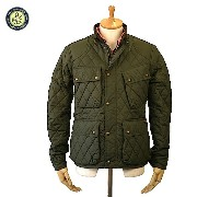 Ralph Lauren ラルフ・ローレン Quilted Bike Jacket キルト バイクジャケット Campbell Olive