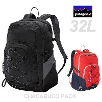 [30%OFF]patagonia【Chacabuco Pack】32L [47926] パタゴニア チャカブコパック 32リットル バックパック リュックサック 鞄...