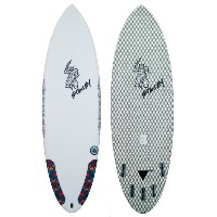 "STACEY SURFBOARDS NEPTUNES RIDE 5'8"" VECTOR FLEX FCSII エポキシ サーフボード サーフィン サーフボード 小波用THE SURFBOARD AGENCY"