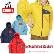 ch04-1008 【CHUMS/チャムス】シュラインスレイテッドジャケット/Sula Insulated Jacket/CH04-1008