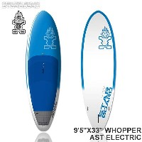 2016 STARBOARD 9'5X33 WHOPPER AST ELECTRIC スターボード ワッパー SUP パドルボード お取り寄せ商品