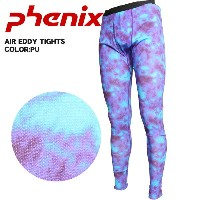 PHENIX フェニックス インナー AIR EDDY TIGHTS PH212PA39 PU