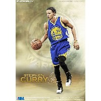 ENTERBAY 1/6 Scale REAL MASTERPIECE NBA COLLECTION STEPHEN CURRY (エンターベイ 1/6スケール リアルマスターピース NBAコレクシ...