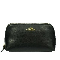 【5%OFFクーポン対象商品 12/8 9:59まで】COACH OUTLET コーチ アウトレット ポーチ F53386 IMBLK 【cotd12】
