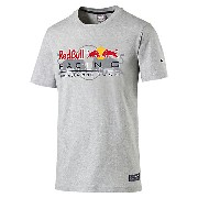プーマ RED BULL RACING LS ロゴTシャツ メンズ light gray heather