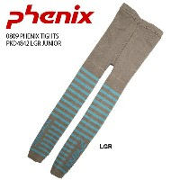 PHENIX フェニックス インナー 0809 PHENIX TIGHTS PKD4842 LGR JUNIOR