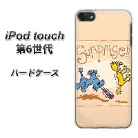 【SS限定半額】iPod touch 6 第6世代 ハードケース / カバー【403 猫ビックリ 】(iPod touch6/IPODTOUCH6/スマホケース)