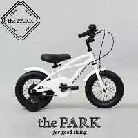 【 the PARK - ザ・パーク 】 12インチ ビーチクルーザー キッズ 子供 自転車