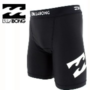 BILLABONG(ビラボン) メンズ サーフインナーパンツ インナーサポーター 水着 AG011-490 BLK 黒