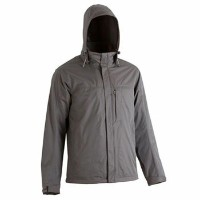 Quechua(ケシュア) ARPENAZ 700 JACKET MEN S BROWN 8157163-1279811
