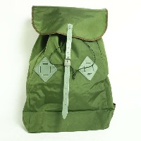 DEADSTOCK デッドストック 80年代 SWEDISH MILITARY BACKPACK made by HAGLOFS スウェーデン軍 ホグロフス社製バックパック リ...
