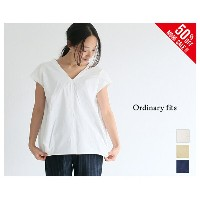 【ordinary fits / オーディナリーフィッツ】FRENCH BLOUSE / フレンチ ブラウス (OL-S035)