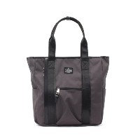 【MAKAVELIC】CHASE BOAT TYPE TOTEBAG【ディスコートパリシアン/Discoat Parisien トートバッグ】
