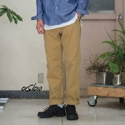 orSlow(オアスロウ) SLIM FIT ARMY TROUSER -(40) KHAKI-