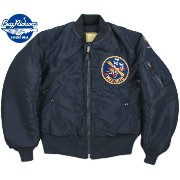 BUZZ RICKSON'S/バズリクソンズ Jacket, Flying, Intermediate Type B-15C A.F.Blue(MOD.) B.RICKSON & SONS INC. 6147th Tactical Control Squadron...