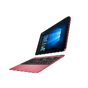 ASUS 2in1 タブレット ノートパソコン TransBook T100HA-ROUGE Windows10/Microsoft Office Mobile/10.1インチ/ルージュレッド