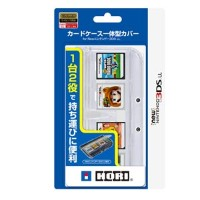 【New3DS LL】カードケース一体型カバー for Newニンテンドー3DS LL 【税込】 ホリ [3DS-480]【返品種別B】【RCP】
