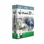 Shade3D Standard ver.16 ガイドブック付【税込】 SHADE3D 【返品種別B】【送料無料】【RCP】