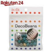 is-fit デコビーンズ 5【楽天24】[is-fit(イズ・フィット) 靴紐用アクセサリー]