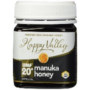 Happy Valley UMF 20+ Manuka Honey, 250g (8.8oz) by Happy Valley Honey [並行輸入品]