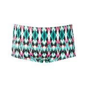 Lygia & Nanny print swim trunks