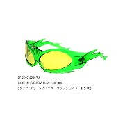 【BLACK FLYS】ブラックフライ 【EL FANTASMA】C.GREEN / YELLOW FLASH MIRROR サングラス HOTROD KUSTOM SO-CAL デッドストック BlackFlys...