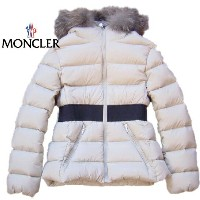 MONCLER モンクレール 2016-2017年秋冬新作 MONCLER Junior Kids AIMEE(アイミー/エイミー) グレー キッズ ジュニア ベビー ...
