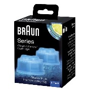Braun CCR2 Cleaner Refill Kit/クリーン$リニュー(2PK)CCR2MN/純正