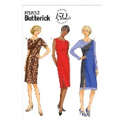 【Butterick】ワンピース型紙セット *5852
