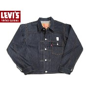 LEVI'S XX/LEVI'S VINTAGE CLOTHING/(リーバイスビンテージクロージング)/#506XX 1936 TYPE1 DENIM JACKET /made in U.S.A./indigo rigid