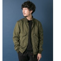 UR ALPHA INDUSTRIES×URBAN RESEARCH iD 別注G-8 WEPJACKET【アーバンリサーチ/URBAN RESEARCH ミリタリージャケット】