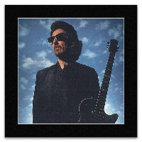 George Harrison - By Gered Mankowitz Cloud Nine Photo Shoot Matted Mini Poster - 30x30cm