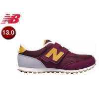 NewBalance/ニューバランス K620BYI LIFESTYEL 【13.0】 (BURGUNDY/YELLOW)