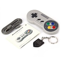 【SFC30 / 日本語説明書付】GAME CONTROLLER 8BITDO Wireless Bluetooth搭載( iOS / Android Gamepad - PC Mac Linux / iPhone / Android / スマ...