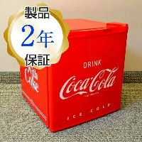 コカコーラ 小型冷蔵庫 冷凍庫付Nostalgia Electrics Coca-Cola Series CRF170COKE Mini Fridge【smtb-k】【kb】 【RCP】