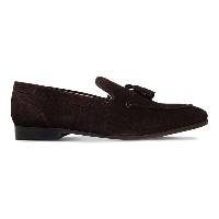 KG カートジェイガー kg kurt geiger メンズ シューズ・靴 ローファー【coleman suede loafers】Brown