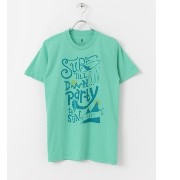 Sonny Label THE POSTER LIST Surf Till【アーバンリサーチ/URBAN RESEARCH Tシャツ・カットソー】
