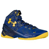 """Under Armour Curry 2 """"DUB NATION AWAY""""メンズ Cobalt/Academy/Taxi アンダーアーマー カリー2 バッシュ"""